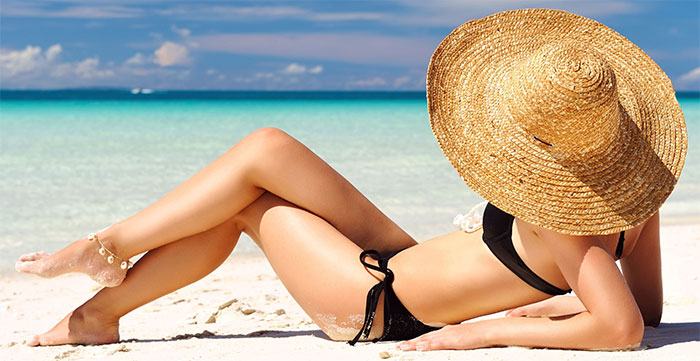 Sunbathing & Suntanning Health Benefits & Risks