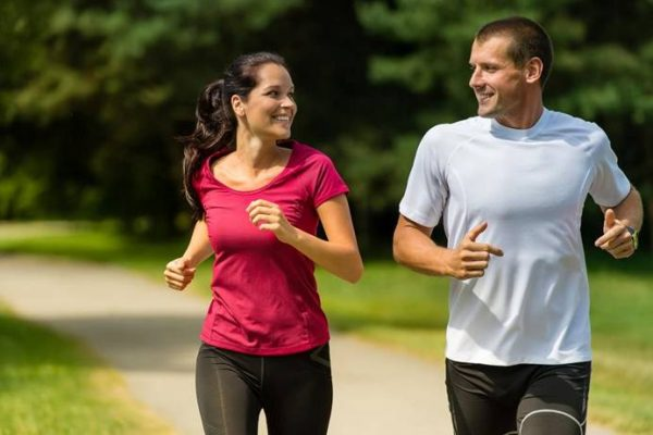 Running helps in improving your mental health
