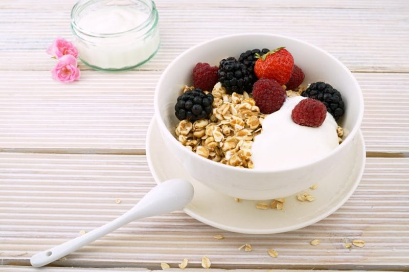 The benefits of yogurt for your health